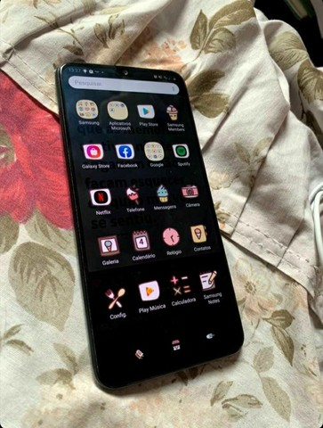 Samsung a30s 7 MESES de uso, com nota fiscal e acessórios  - Foto 5