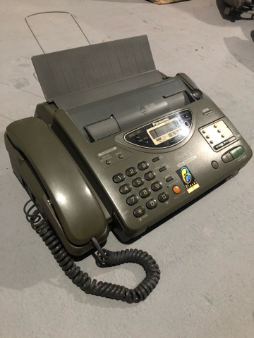 Telefone e Fax Panasonic - Foto 2