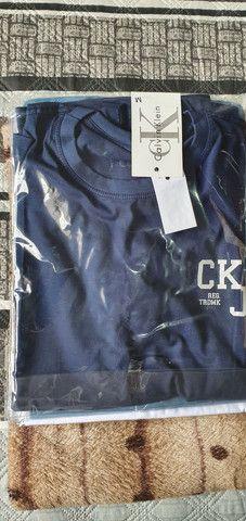 Promoção camisetas masculinas - Foto 2
