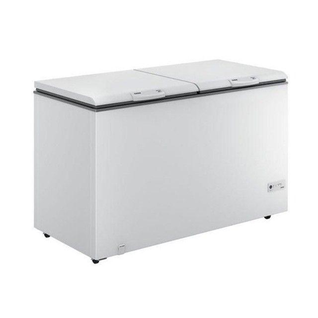 Freezer / Geladeira Horizontal Consul CHB53EB, 519 Litros, 220v Branco