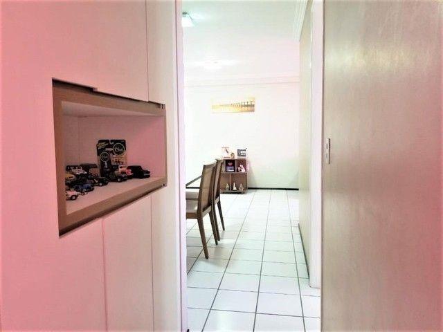 Apartamento com 3 dormitórios à venda, 90 m² por R$ 490.000,00 - Vila União - Fortaleza/CE - Foto 15