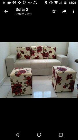 Conjunto de sofá a preço de fábrica  - Foto 4