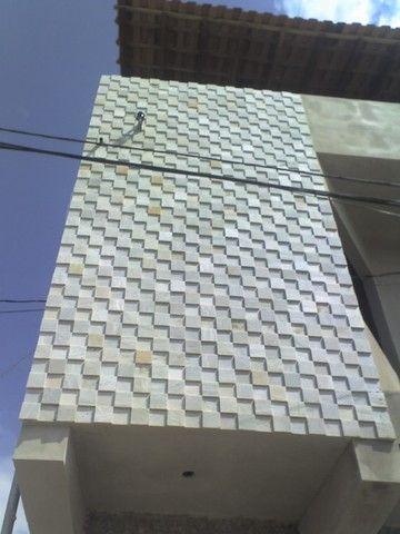 Revestimento em Pedra São Tomé 10x10cm Teladas Promoção DoMeuGosto - Foto 6