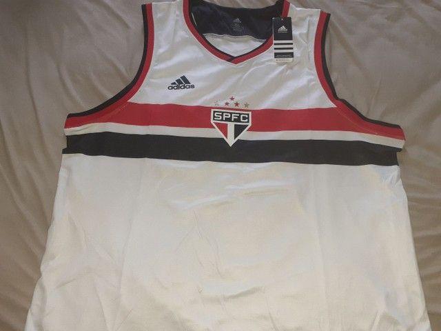 Camisa basquete do São Paulo 20/21 - Foto 2