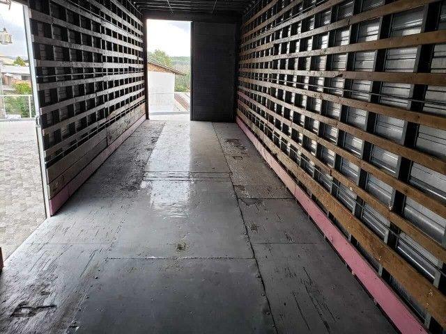 Baú Seco Furgão Alumínio Truck - Foto 8