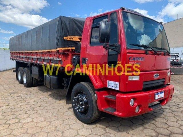 Cargo 2428 Truck Graneleiro 2010/2011 - Foto 2