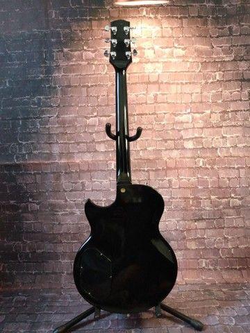Guitarra Gibson L6-S 1974 USA com case - Foto 4