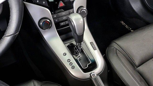 CRUZE 2016/2016 1.8 LT 16V FLEX 4P AUTOMÁTICO - Foto 13