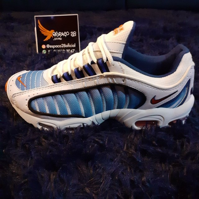 Tênis Nike Air 95 tailwind azul apenas n: 38 promoção  - Foto 5