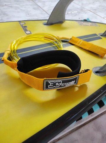 Prancha de Surf Reis FIT 6'0 36.8lts + Quilhas M5 Fibra + Leash 30pés - Foto 6