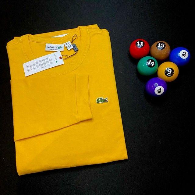 Blusão No Malhão Americano - Nova Coleção  - Foto 5