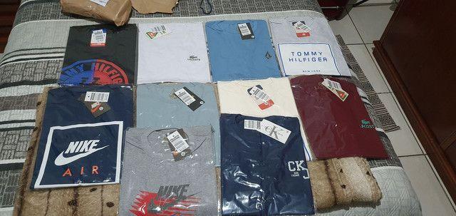 Promoção camisetas masculinas