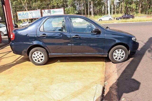 Fiat Siena EL 1.0 Azul - Foto 9