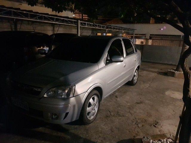 Corsa Sedan Premium (Corsão) 1.4 com GNV  - Foto 6