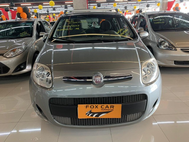(6507) Fiat Palio Attractive 1.0 2013/2013 - Foto 10