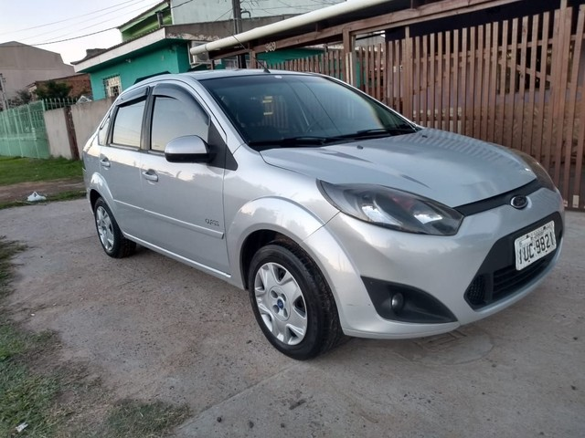 Fiesta 2013 Sedan completo