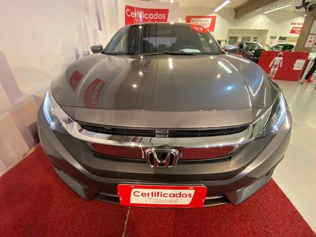 Honda CIVIC Civic Sedan EX 2.0 Flex 16V Aut.4p - Foto 6