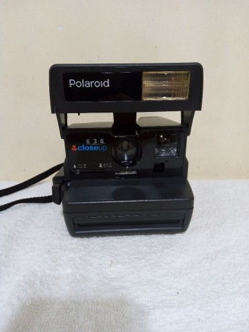 Máquina fotográfica polaroid antiga - Foto 3