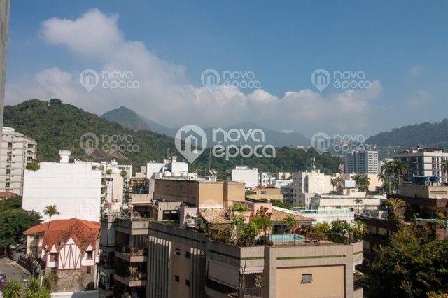 Apartamento à venda com 4 dormitórios em Laranjeiras, Rio de janeiro cod:FL4AP54682 - Foto 2