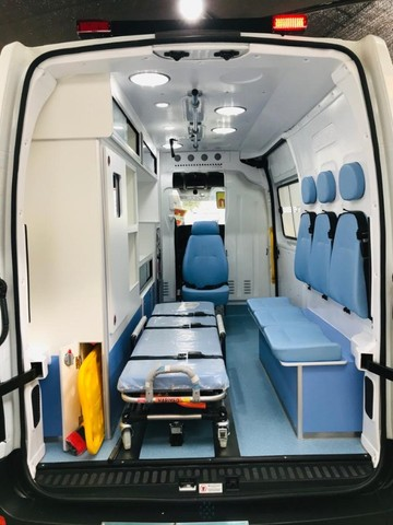 Renault Master Ambulância L2H2 UTI - Foto 6