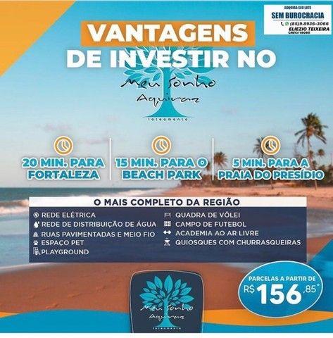 Loteamento Meu Sonho Aquiraz (more ou invista ) - Foto 5