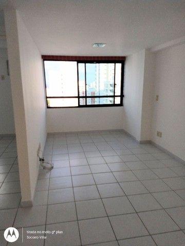 Saia do aluguel andar alto vista definida 2 qts + suíte Setúbal Recife PE - Foto 2