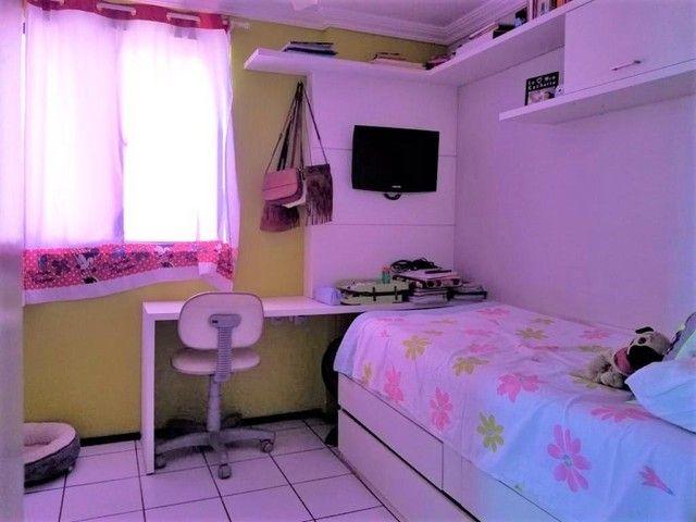 Apartamento com 3 dormitórios à venda, 90 m² por R$ 490.000,00 - Vila União - Fortaleza/CE - Foto 11