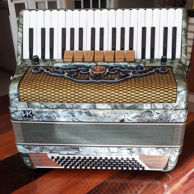 Captação, afinação e manutenção em acordeon - Foto 5