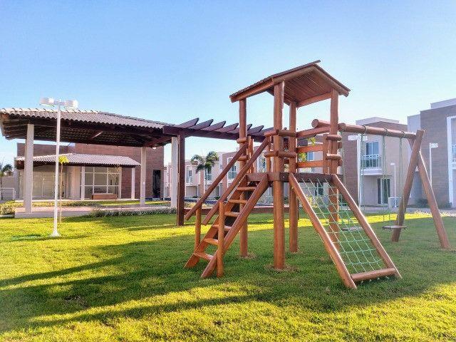 Casas Duplex com 3 quartos e lazer completo no Eusébio - Foto 11