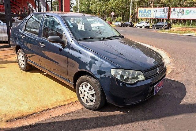 Fiat Siena EL 1.0 Azul - Foto 2