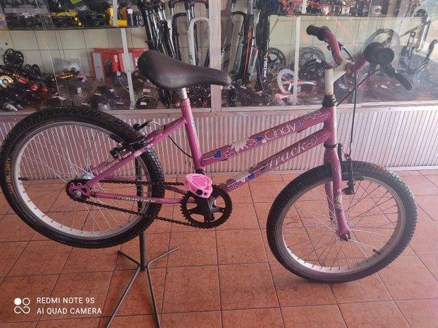 Bicicleta aro 20 infantil - Foto 6