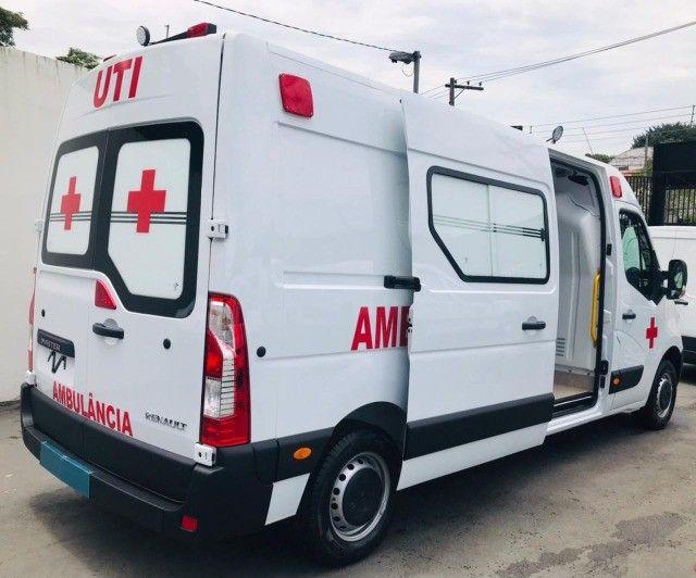 Renault Master Ambulância L3H2 UTI - Foto 9