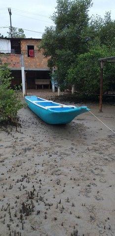 Canoa de fibra 5.800 - Foto 3