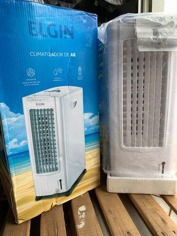 Climatizador de Ar Elgin 7,5 Litros 60Watts 127-220v (novo)