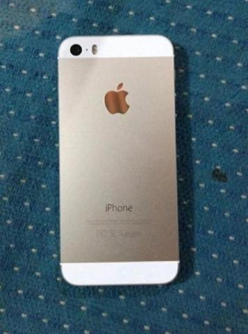 Vendo Iphone 5S Dourado