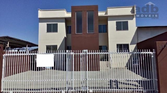 Apartamento residencial à venda, Cidade Nova, Itajaí.