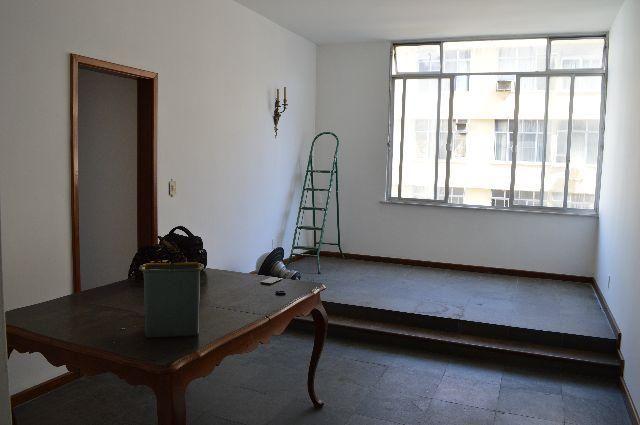 Apartamento na Tijuca, 3 quartos (1 suite) e quarto de empregada