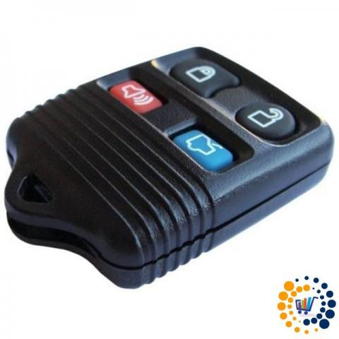 Capa Carcaça Controle Alarme Ford Fiesta Ecosport Ka