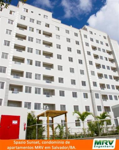 Apartamento 2 quartos suite no Saboeiro