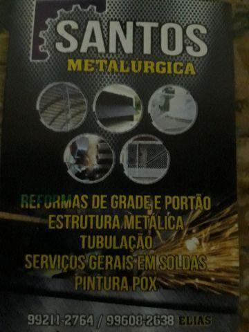 Santos metalúrgica