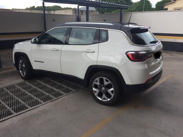Vende-se Jeep COMPASS LIMITED 2018/2018