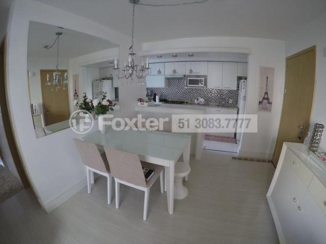 Apartamento à venda com 3 dormitórios em Jardim carvalho, Porto alegre cod:187919