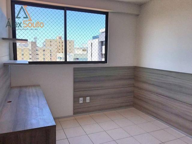 Apartamento com 3 dormitórios à venda, 126 m² por r$ 680.000 - jatiúca - maceió/al - Foto 5