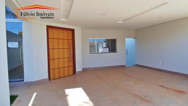 Espetacular! Condomínio privilegiado, moderna em Vicente Pires - Foto 3