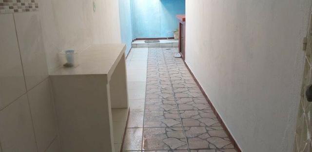 Engenho de Dentro - Rua Ana Leonídia - Apartamento Tipo Casa - 2 Quartos Térreo - Foto 15