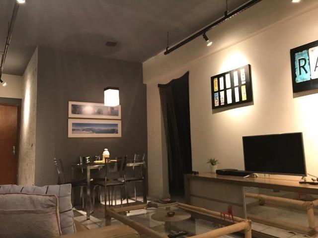 Apartamento Ed. Global Residence mobiliado - Foto 2