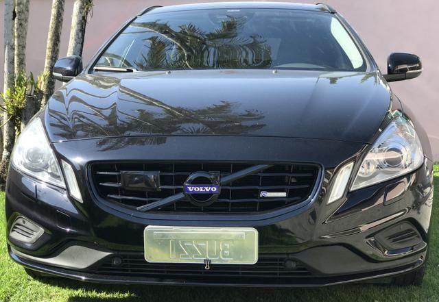 Volvo V60 T6 Rdesing 6cc Turbo 304cv Impecável - Foto 3