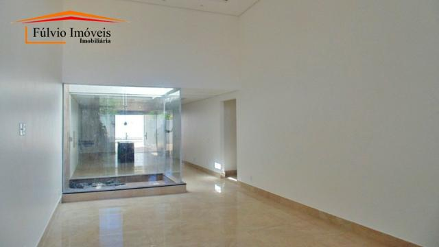 Espetacular! Condomínio privilegiado, moderna em Vicente Pires - Foto 7