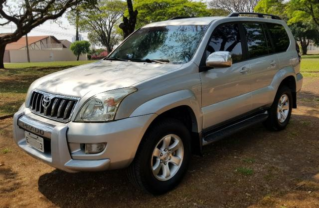 Land Cruiser Prado 4x4 - AT (2º dono) - Foto 3