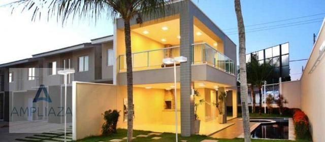 Casa à venda, 70 m² por R$ 189.000,00 - Messejana - Fortaleza/CE - Foto 3